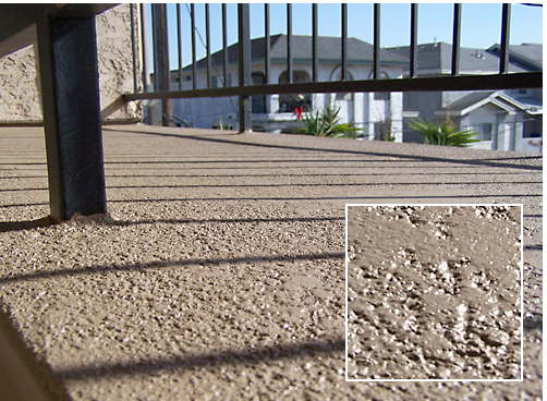 Elastomeric Waterproofing Balcony : Decks construction and waterproofing woolbright s