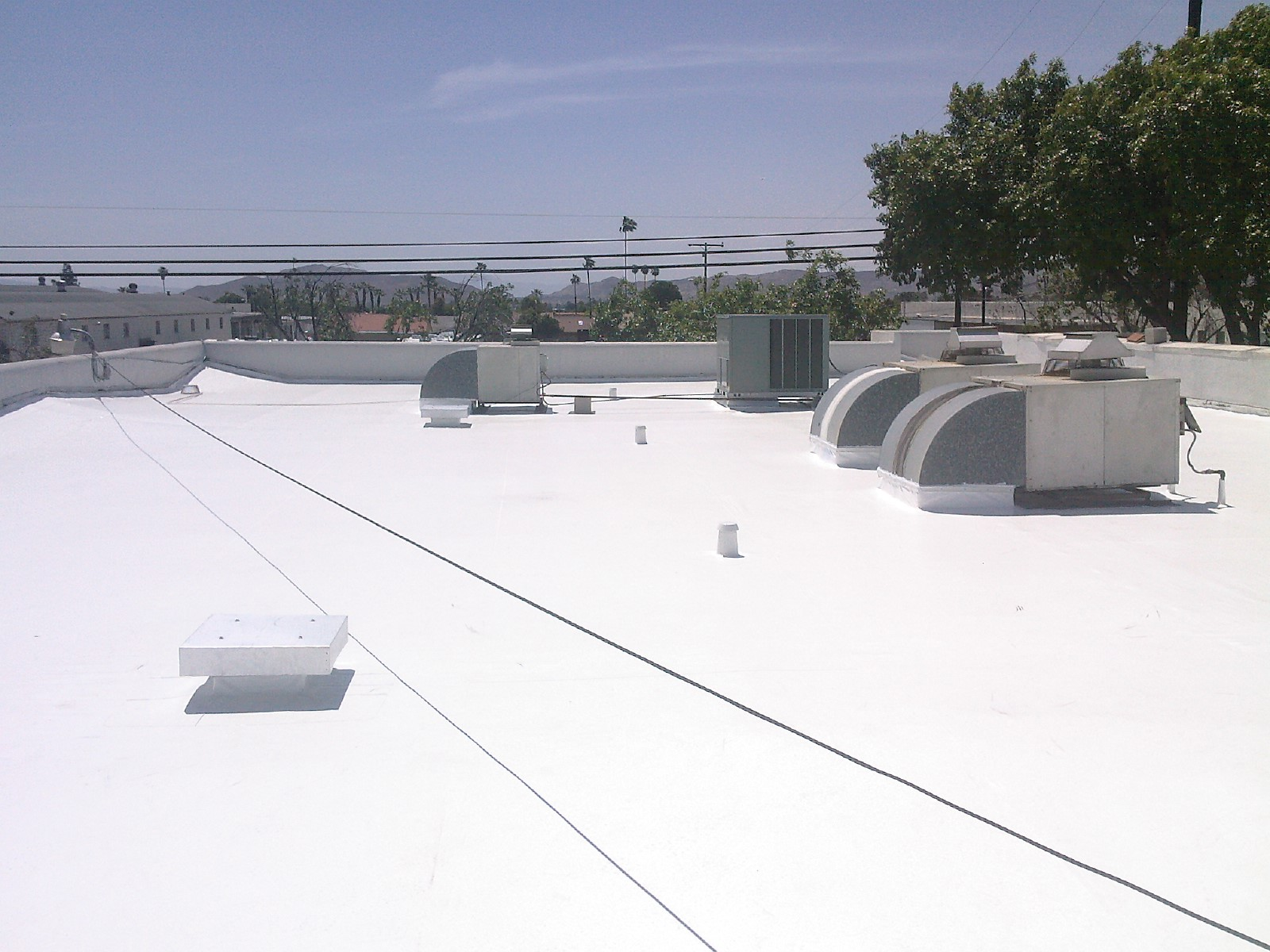 Low Slope Roofing For Flat Roofs Commercial And