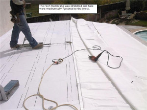 Waterproofing with Duro Last