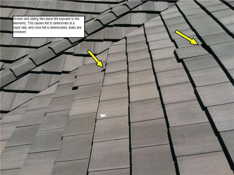 Temecula Roof Leak Repair