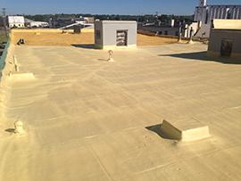 Flat Roof Repair Menifee CA PIC 1